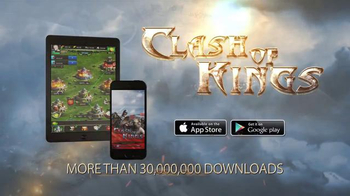 Clash of Kings TV Spot, 'You and This Empire' - Thumbnail 7