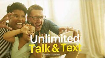 Sprint Family Share Pack TV Spot, 'Best Family Ever'
