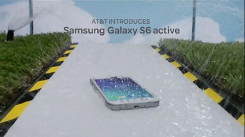 AT&T Samsung Galaxy S6 Active TV Spot, 'Life Simulator' - Thumbnail 6