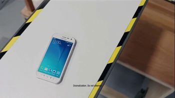 AT&T Samsung Galaxy S6 Active TV Spot, 'Life Simulator'