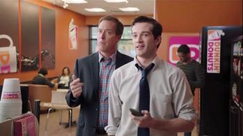 Dunkin' Donuts Mobile App TV Spot, 'VISA Checkout: Reload' - Thumbnail 8