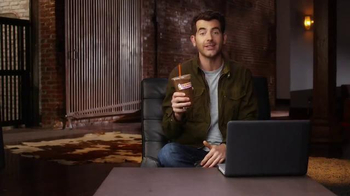 Dunkin' Donuts Ice Coffee TV Spot, 'FXX Network: FXX Eats' - Thumbnail 4