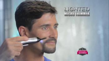 Pocket Barber TV Spot, 'Never Look Better' - Thumbnail 4