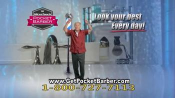 Pocket Barber TV Spot, 'Never Look Better' - Thumbnail 8
