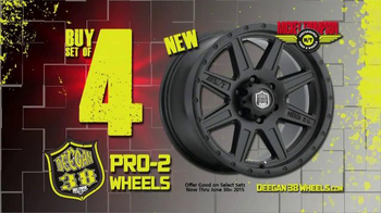 Mickey Thompson Performance Tires & Wheels TV Spot, 'Deegan 38 Wheels' - Thumbnail 4