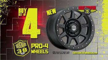 Mickey Thompson Performance Tires & Wheels TV Spot, 'Deegan 38 Wheels' - Thumbnail 5