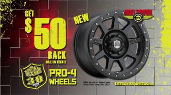 Mickey Thompson Performance Tires & Wheels TV Spot, 'Deegan 38 Wheels' - Thumbnail 6