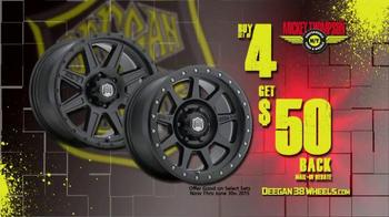 Mickey Thompson Performance Tires & Wheels TV Spot, 'Deegan 38 Wheels' - Thumbnail 7