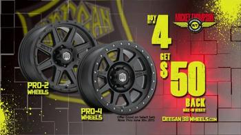 Mickey Thompson Performance Tires & Wheels TV Spot, 'Deegan 38 Wheels' - Thumbnail 8