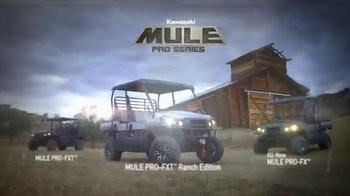 Kawasaki Mule Pro Series TV Spot, 'A New Breed' - Thumbnail 8