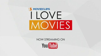 Fandango Movie Clips TV Spot, 'I Love Movies' - Thumbnail 10