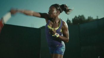 Under Armour TV Spot, 'I Will' - Thumbnail 6