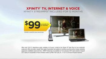 Xfinity TV, Internet and Voice TV Spot, 'Duel' - Thumbnail 9