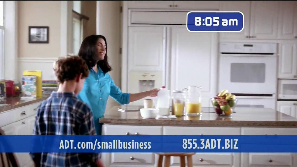ADT Small Business TV Commercial, 'Balance'