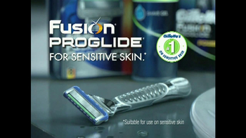 Gillette Fusion ProGlide Power TV Spot, 'Sensitive Issue' - Thumbnail 9