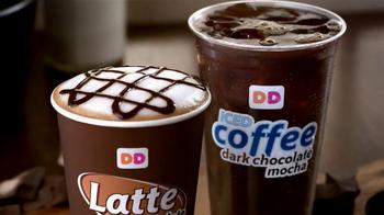 Dunkin' Donuts Iced Coffee Dark Chocolate Mocha TV Spot, 'Phone Calls' - Thumbnail 6