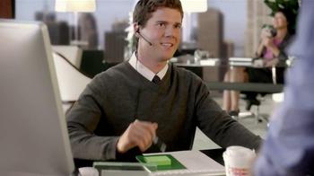 Dunkin' Donuts Iced Coffee Dark Chocolate Mocha TV Spot, 'Phone Calls' - Thumbnail 1