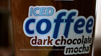 Dunkin' Donuts Iced Coffee Dark Chocolate Mocha TV Spot, 'Phone Calls' - Thumbnail 5
