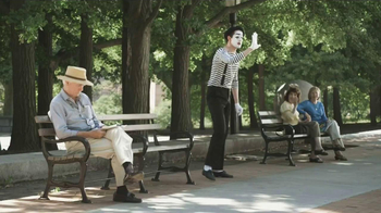Starburst TV Spot, 'Screaming Mime'
