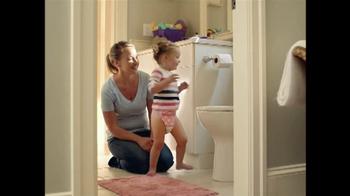 Huggies Pull-Ups Big Kid App TV Spot, 'First Flush' - Thumbnail 1