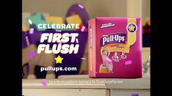 Huggies Pull-Ups Big Kid App TV Spot, 'First Flush' - Thumbnail 9