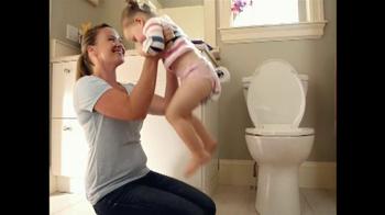 Huggies Pull-Ups Big Kid App TV Spot, 'First Flush' - Thumbnail 3