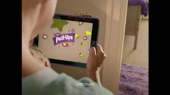 Huggies Pull-Ups Big Kid App TV Spot, 'First Flush' - Thumbnail 5