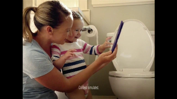 Huggies Pull-Ups Big Kid App TV Spot, 'First Flush'