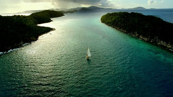 US Virgin Islands TV Spot, 'Get Lost' - Thumbnail 8