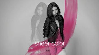 Maybelline New York Color Whisper Lipcolor TV Spot, 'Shhh' - Thumbnail 4