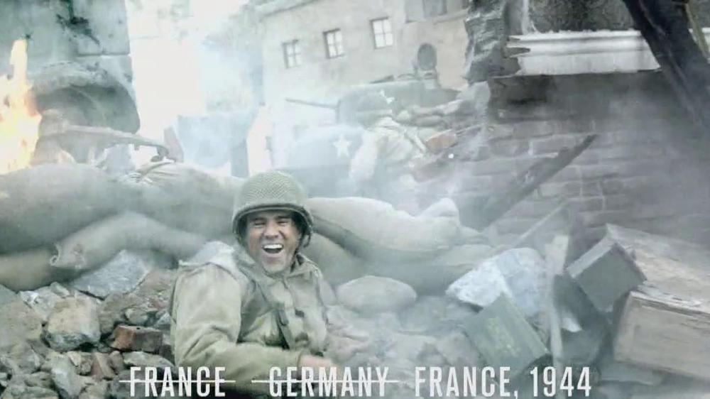 Barbasol Original TV Commercial, 'Combat'