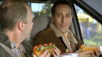 Sonic Drive-In TV Spot, '2013 Groundhog Day Hot Dogs' - Thumbnail 4
