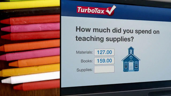 TurboTax TV Spot, 'More Than a Paycheck: Keep More, Serving, Teaching' - Thumbnail 5