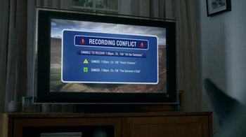 DIRECTV Genie TV Spot, 'Recording Conflict: Clown Tie-Up' - Thumbnail 2