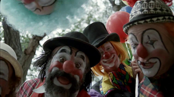 DIRECTV Genie TV Spot, 'Recording Conflict: Clown Tie-Up' - Thumbnail 6
