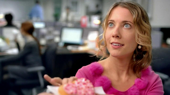 Dunkin' Donuts TV Spot, 'Office Valentine's Day' - Thumbnail 1