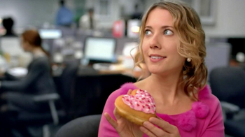 Dunkin' Donuts TV Spot, 'Office Valentine's Day' - 346 commercial airings