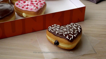 Dunkin' Donuts TV Spot, 'Office Valentine's Day' - Thumbnail 9