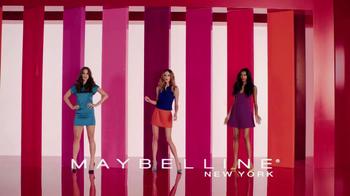 Maybelline New York Color Sensational Vivids TV Spot  - Thumbnail 5