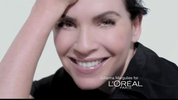 L'Oreal Revitalift Miracle Blur TV Spot, 'Breakthrough' Featuring Julianna Margulies