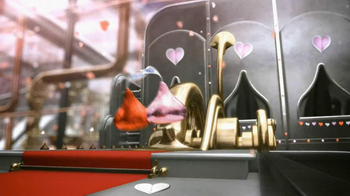 Hershey's Kisses TV Spot 'Valentine Kisses'  - Thumbnail 7