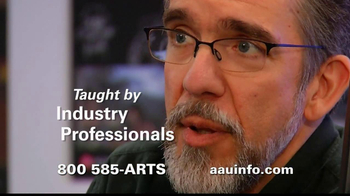 Academy of Art University TV Spot, 'Visual Effects' - Thumbnail 4
