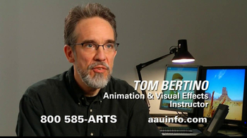 Academy of Art University TV Spot, 'Visual Effects' - Thumbnail 5