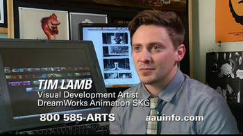 Academy of Art University TV Spot, 'Visual Effects' - Thumbnail 6