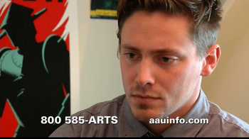 Academy of Art University TV Spot, 'Visual Effects' - Thumbnail 7