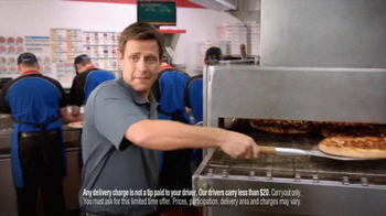 Domino's Pizza TV Spot, 'Carry Out Special' - Thumbnail 1