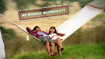 Outback Steakhouse TV Spot, 'No Worries Wednesdays'