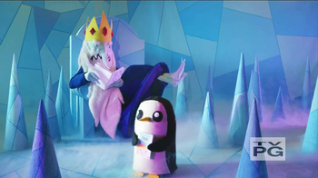 Adventure Time: Fionna & Cake Home Entertainment TV Spot - 8 commercial airings