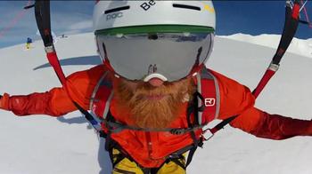 GoPro TV Spot, 'Paraskiing'