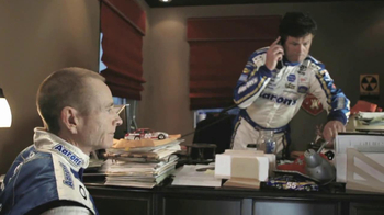 Aaron's TV Spot, 'Not Like Me' Featuring Mark Martin and Michael Waltrip - Thumbnail 2
